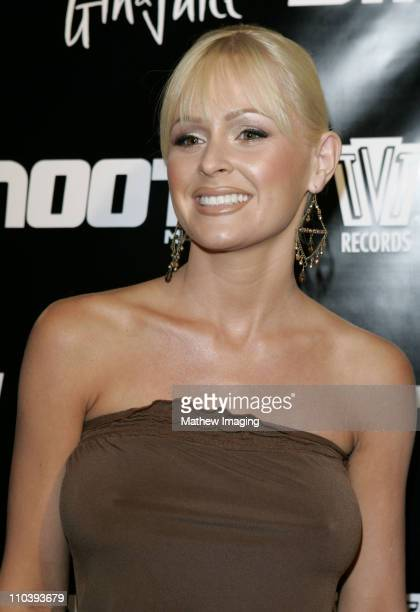 Katie Lohmann during 2005 BET Awards YING YANG After Party by Smooth Magazine at Club Mood in Hollywood California United States