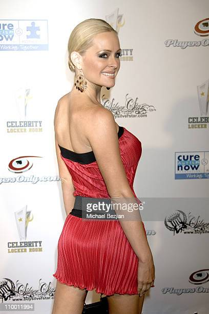Katie Lohmann during 2nd Annual All Star Night at The Playboy Mansion to Benefit Autism Now at Playboy Mansion in Westwood California United States
