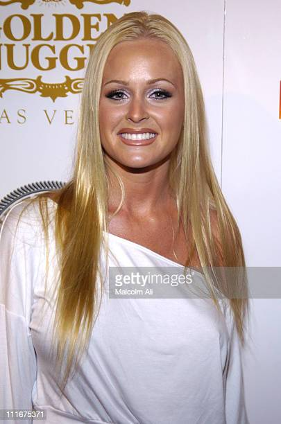 Katie Lohmann during A Funny Evening to Benefit City of Hope at The Friars Club of Beverly Hills in Beverly Hills California United States