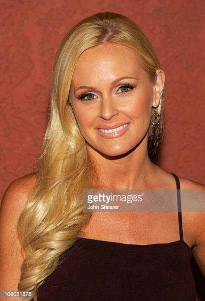 Katie Lohmann during The AIDS Healthcare Foundation Presents Hot In Hollywood at Henry Fonda Theatre in Hollywood California United States