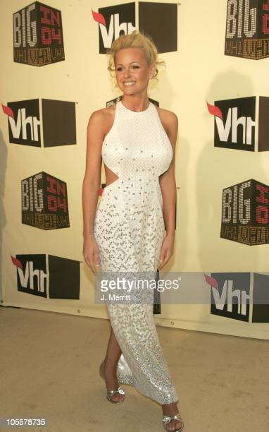 Katie Lohmann during VH1 Big in '04 Arrivals at Shrine Auditorium in Los Angeles California United States