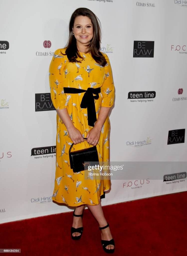 Teen Line's Food For Thought Luncheon - The Power Of Empathy - Arrivals
