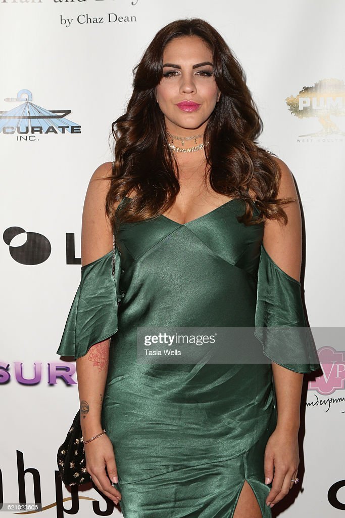 KAtie Maloney-Schwartz attends Vanderpump Dogs Foundation Gala at Taglyan Cultural Complex on November 3, 2016 in Hollywood, California.