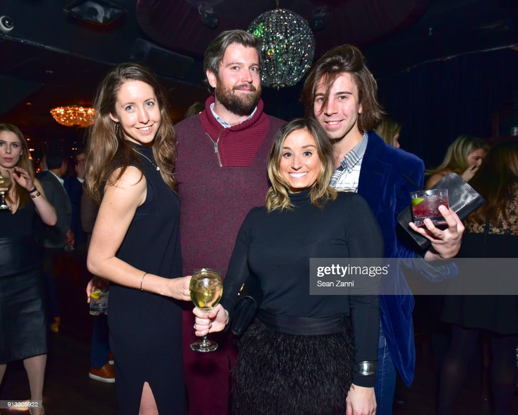 Yellowstone Forever Young Patrons Benefit hosted by Arielle Patrick, Jackie Rooney and Alice Ryan