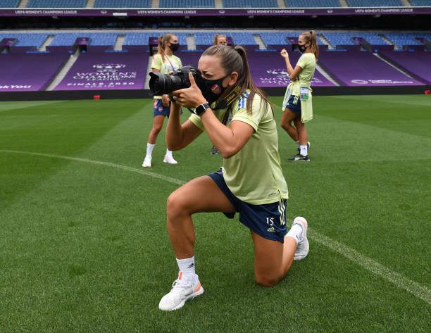 ESP: Arsenal Women: UEFA Women's Champions League Previews
