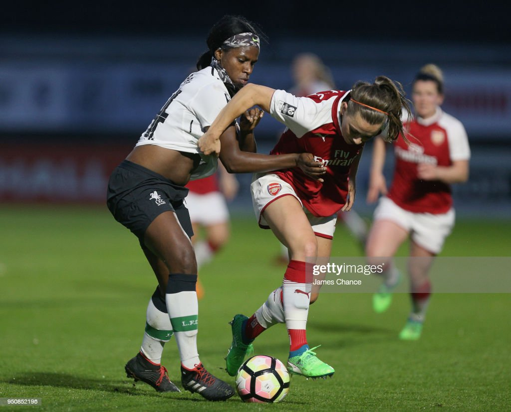 Arsenal Women v Liverpool Ladies - FA WSL