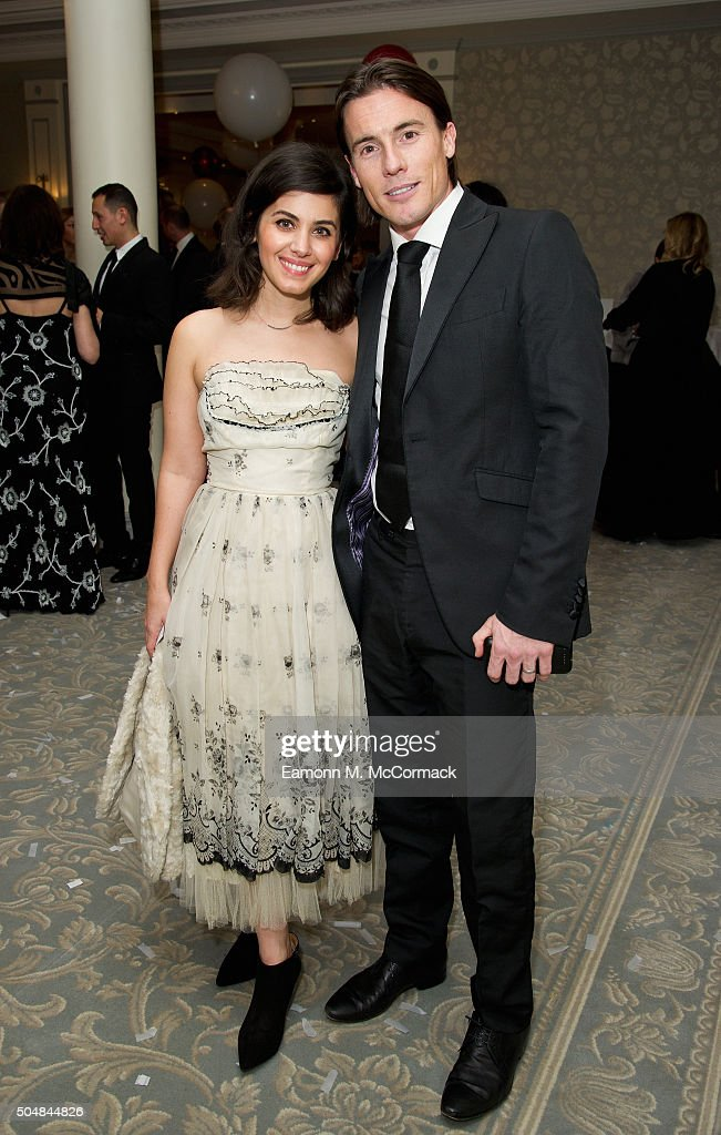 Katie Melua And Husband James Toseland Attend The Gift Of Life Gala To Raise Money For