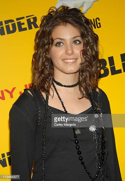 Katie Melua during Blender Magazine 5th Anniversary Blowout at Studio 450 in New York City New York United States