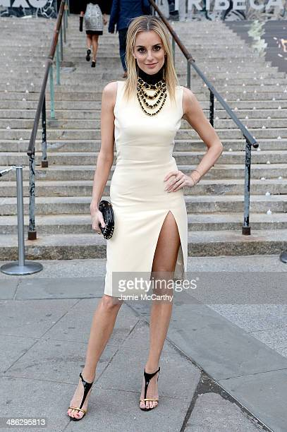 Katie Nehra attends the Vanity Fair Party during the 2014 Tribeca Film Festival at the State Supreme Courthouse on April 23, 2014 in New York City.