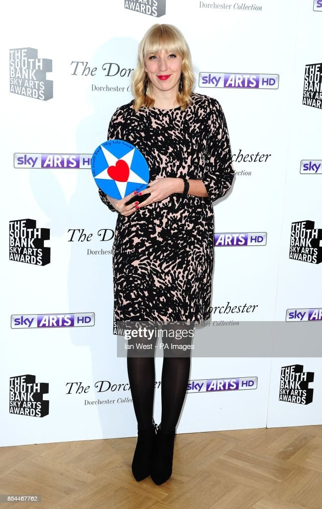 South Bank Awards - London : News Photo
