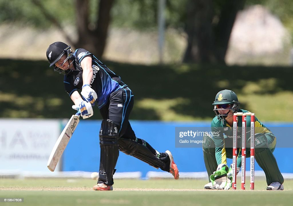 5th Women's ODI: South Africa v New Zealand