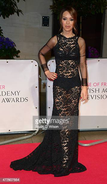 Katie Piper attends the After Party dinner for the House of Fraser British Academy Television Awards at The Grosvenor House Hotel on May 10 2015 in...