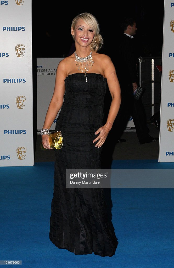 Katie Piper attends the after party for the Philips British Academy Television awards (BAFTA) at Natural History Museum on June 6, 2010 in London, England.