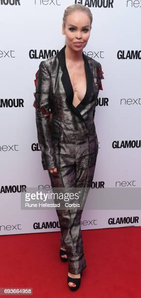 Katie Piper attends the Glamour Women of The Year awards 2017 at Berkeley Square Gardens on June 06 2017 in London England
