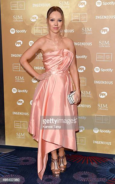 Katie Piper attends the Music Industry Trusts Awards in aid of the Nordoff Robbins charity and BRIT Trust at The Grosvenor House Hotel on November 2...