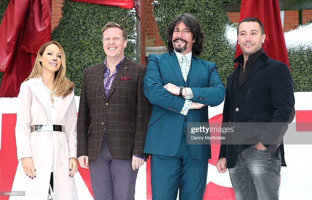 ideal home show at christmas photocall photos and images getty