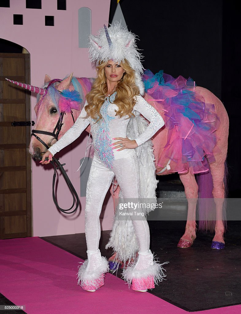 Katie Price's Pony Club - Press Launch