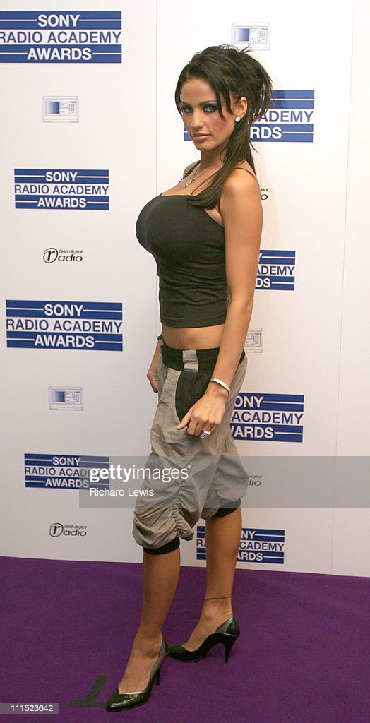2006 Sony Radio Academy Awards - Press Room : Fotografía de noticias
