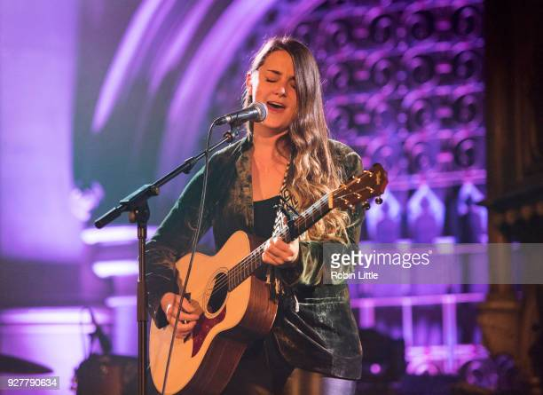 Katie Pruitt performs at the Union Chapel on March 5 2018 in London England
