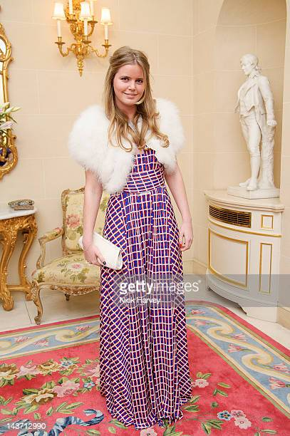 Katie Redman attends the Tatler Jubilee party at The Ritz on May 2, 2012 in London, England.