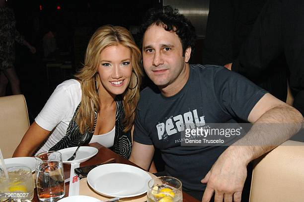 Katie Rees and George Maloof