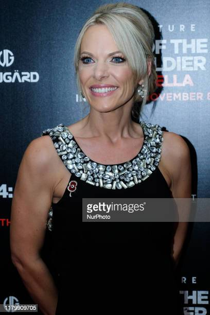 Katie Roe Carr Attends the premiere of Rise of the Footsoldier 4 Marbella out in cinemas amp digital HD from Friday 8th November at the Troxy London...