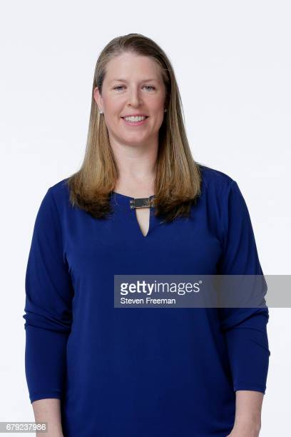 Katie Smith of the New York Liberty poses for a portrait at Media Day at MSG Training Center on May 4 2017 in Tarrytown New York NOTE TO USER User...