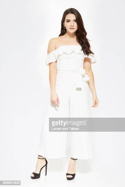 Katie Stevens of Freeform's 'The Bold Type' is photographed for Entertainment Weekly Magazine on June 9 2017 in Austin Texas
