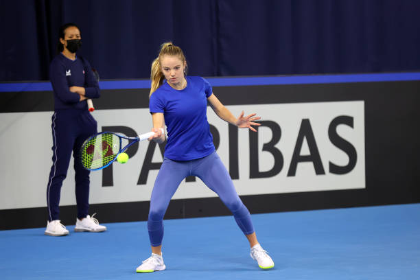 GBR: Billie Jean King Cup Play-Offs: Great Britain v Mexico - Previews