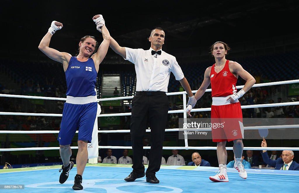 Boxing - Olympics: Day 10 : News Photo