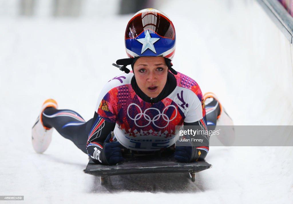 Skeleton - Winter Olympics Day 7