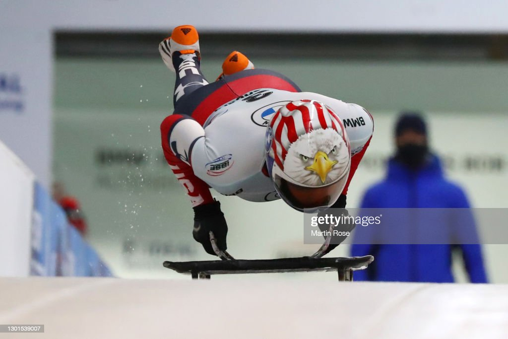 IBSF World Championships 2021 Altenberg - Women's Skeleton : ニュース写真