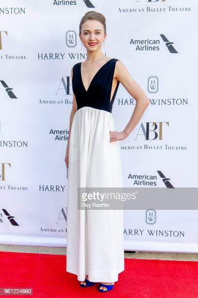 Katie Williams attends the 2018 American Ballet Theatre Spring Gala at The Metropolitan Opera House on May 21 2018 in New York City
