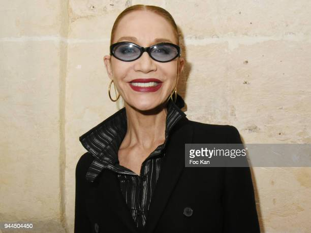Katinka de MontalÊ attends the 'Bel RP' 10th Anniversary at Atelier Sevigne on April 10 2018 in Paris France