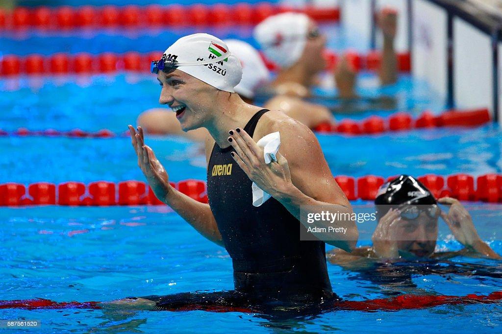 Swimming - Olympics: Day 3 : News Photo