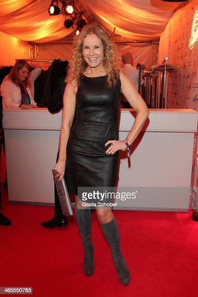 Katja Burkard attends the Lambertz Monday Night at Alter Wartesaal on January 27 2014 in Cologne Germany