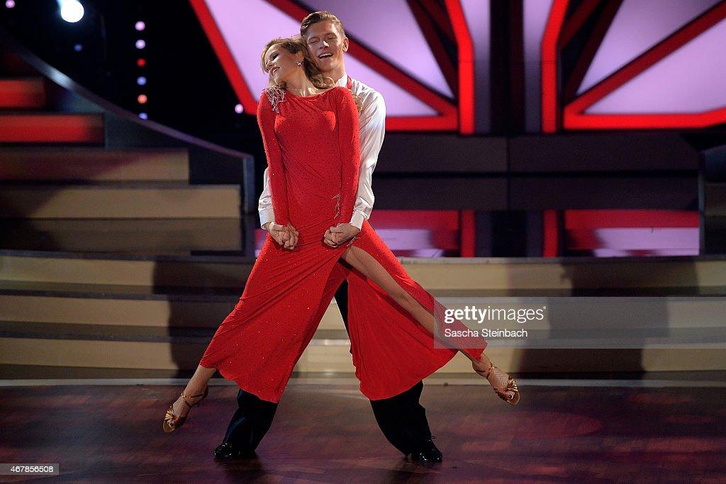 'Let's Dance' 3rd Show