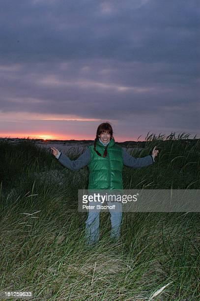 Katja Ebstein Sonnenwendefest Insel Amrum