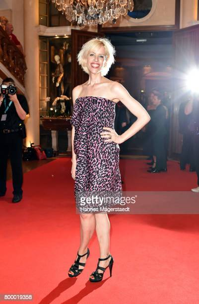 Katja Eichinger during the opening night of the Munich Film Festival 2017 at Bayerischer Hof on June 22 2017 in Munich Germany
