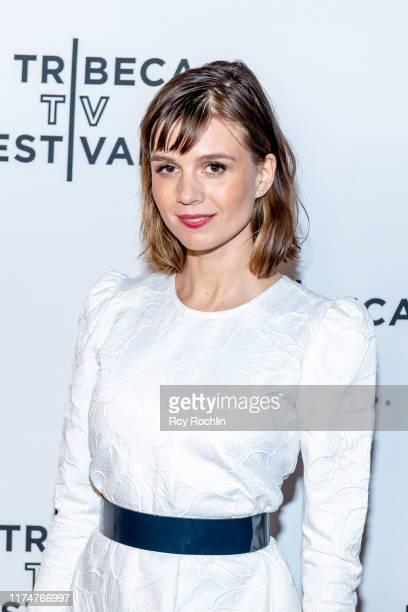 Katja Herbers attends the Evil screening at the 2019 Tribeca TV Festival at Regal Battery Park Cinemas on September 14 2019 in New York City