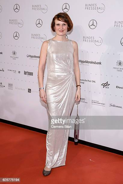 Katja Kipping attends the 65th Bundespresseball at Hotel Adlon on November 25 2016 in Berlin Germany