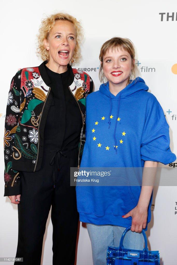 """DEU: """"The Love Europe Project"""" Premiere In Berlin"""