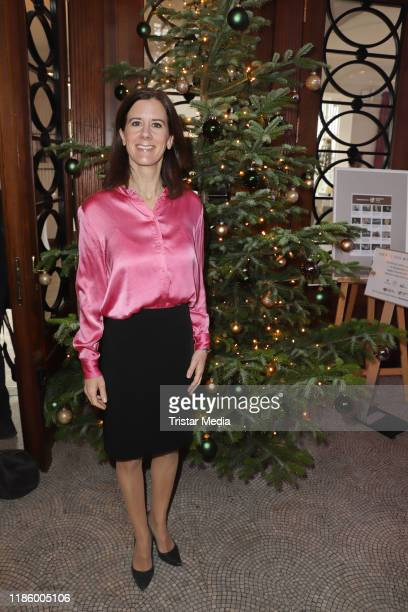 Katja Suding attends the Christmas Ladies Lunch on December 2 2019 in Hamburg Germany
