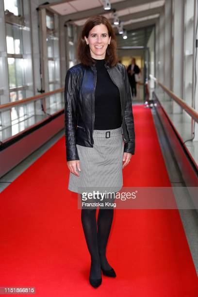 Katja Suding attends the Tag des Journalismus with Nannen Award 2019 at Gruner Jahr publishing house at Baumwall on May 25 2019 in Hamburg Germany n
