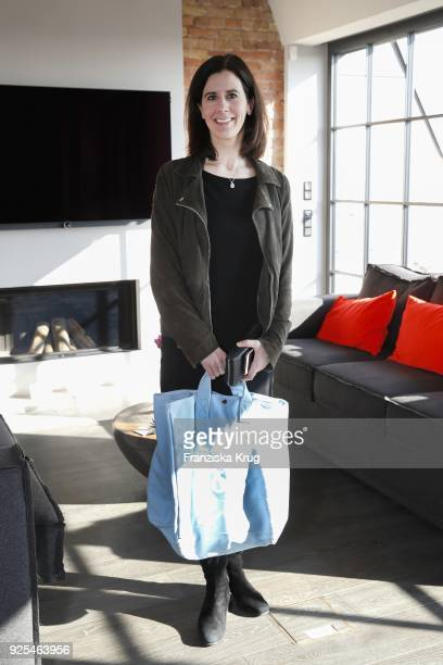 Katja Suding during the Lanserhof Ladies Lunch at Loft am Mauerpark on February 28 2018 in Berlin Germany