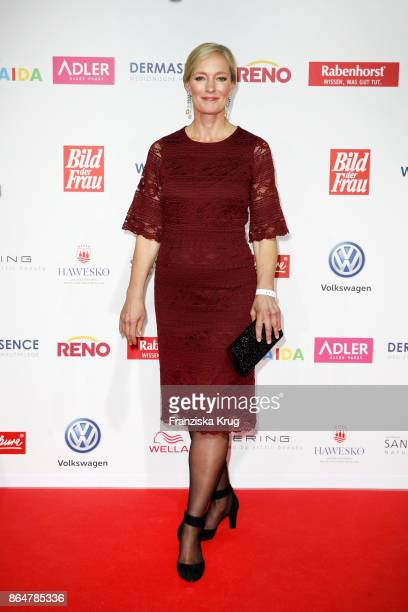 Katja Weitzenboeck attends the 'Goldene Bild der Frau' award at Hamburg Cruise Center on October 21 2017 in Hamburg Germany