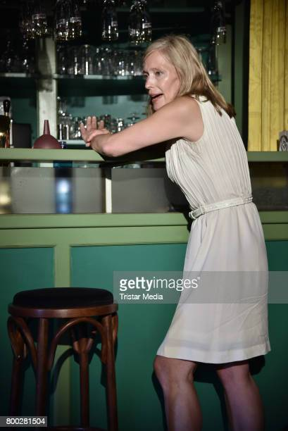 Katja Weitzenboeck during the Photo Call to 'Die Frau Des MichelAngelo' on June 23 2017 in Berlin Germany