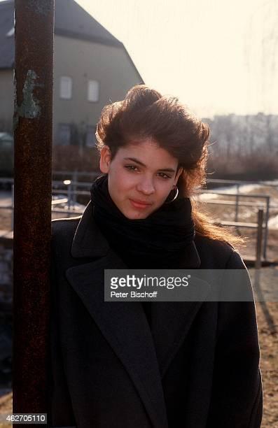 'Katja Woywood am in Berlin Deutschland '