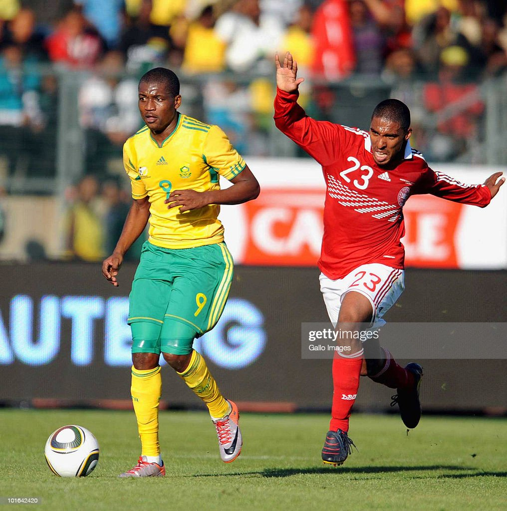 International Friendly - South Africa v Denmark