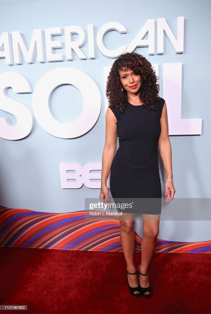 "BET's ""American Soul"" Los Angeles Premiere : News Photo"